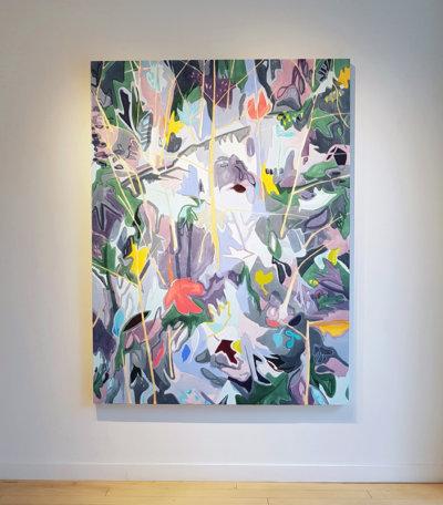 Kyle Scheurmann, landscape painting, Canadian landscape, contemporary art, art consultant, Elissa Cristall Gallery