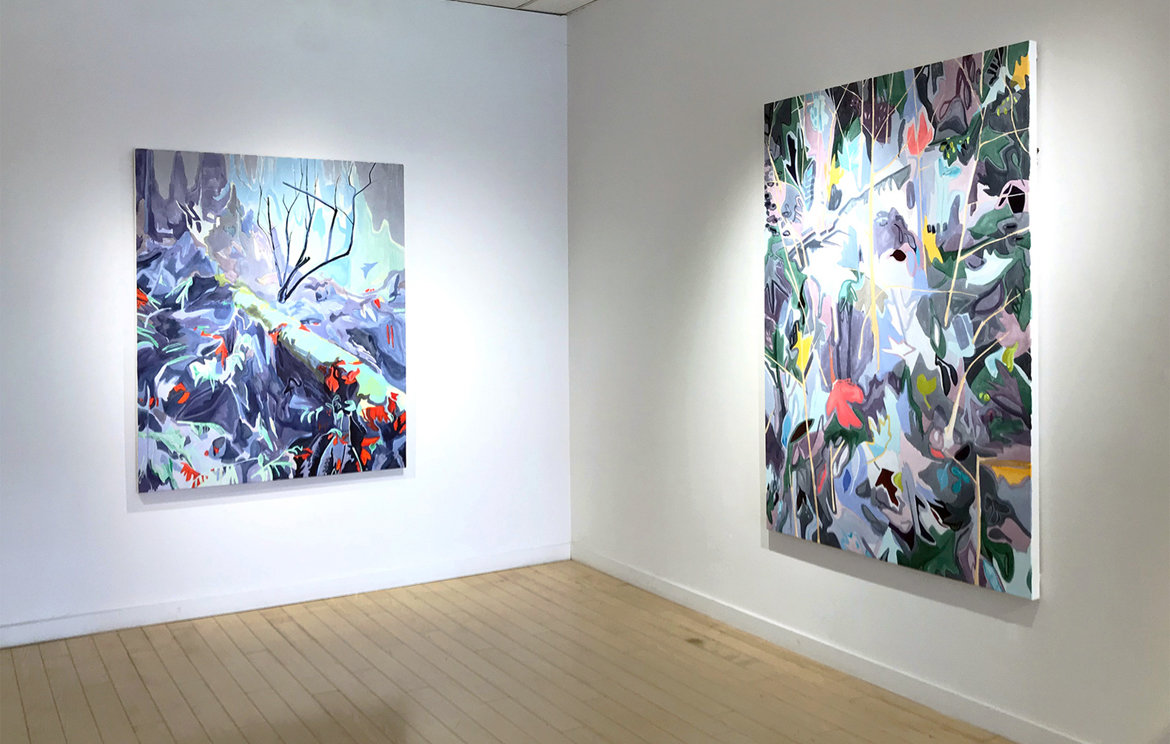 Randall Steeves, Seattle Art Fair, Elissa Cristall Gallery, Contemporary Art, Vancouver, BC Canada