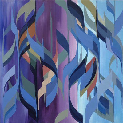 Amanda-Reeves-abstract-painting-Vancouver-contemporary-art-modern-art-Elissa-Cristall-Gallery