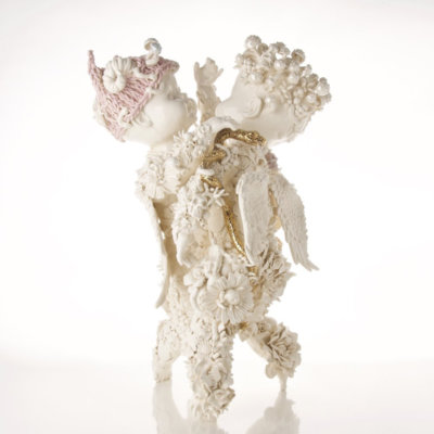 Susannah Montague, ceramic sculpture, porcelain, contemporary art, Vancouver, Elissa Cristall Gallery