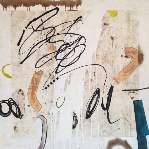 Camrose Ducote, abstract painting, Vancouver, Elissa Cristall Gallery