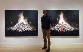 Jeroen Witvliet, Installation, Elissa Cristall Gallery, Contemporary Art, Vancouver, BC Canada