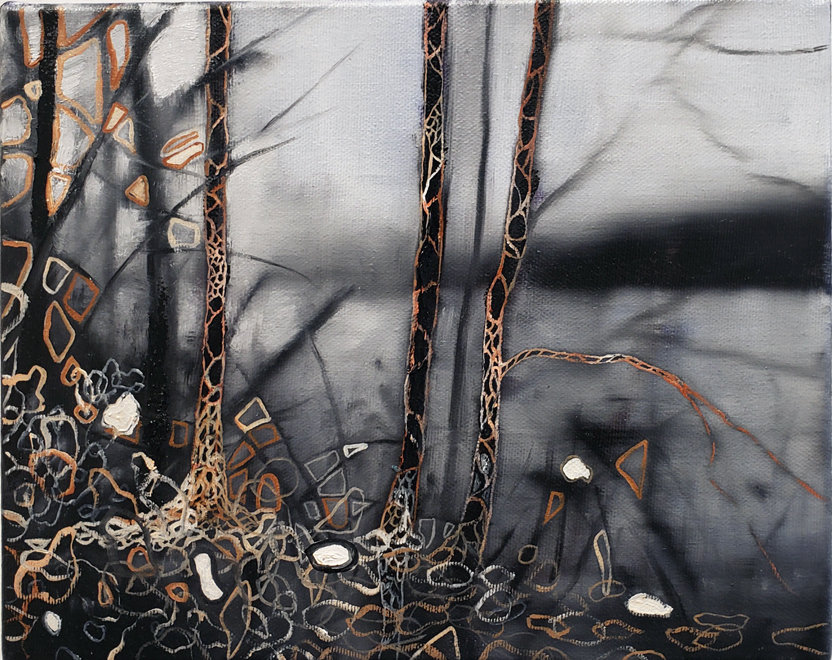 Jeroen-Witvliet-landscape-painting-small-contemporary-art-yvr-Elissa-Cristall-Gallery