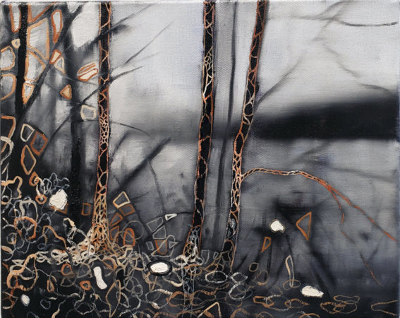 Jeroen-Witvliet-landscape-painting-small-contemporary-art-yvr-Elissa-Cristall-Gallery