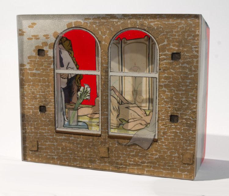 Jessica Korderas, sculpture, contemporary art, Canadian artist, Vancouver, Elissa Cristall Gallery