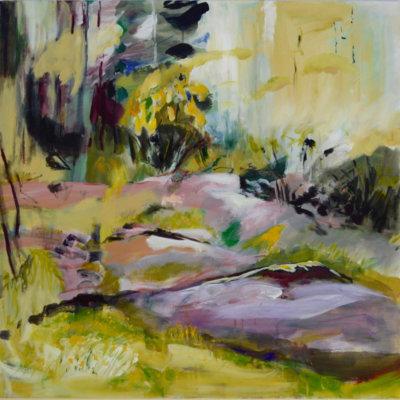 Lesley Finlayson, landscape, contemporary art, vancouver, Elissa Cristall Gallery