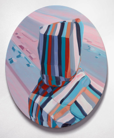 Suzanne Nacha, geology, landscape, painting, contemporary art, Vancouver, Elissa Cristall Gallery