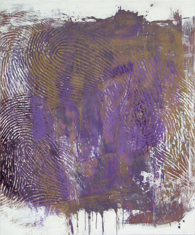 Randall Steeves, abstract art, encaustic, painting, modern art , contemporary art, Vancouver, Elissa Cristall Gallery