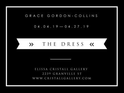 Grace Gordon-Collins, The Dress, photography, contemporary art, Vancouver, Elissa Cristall Gallery