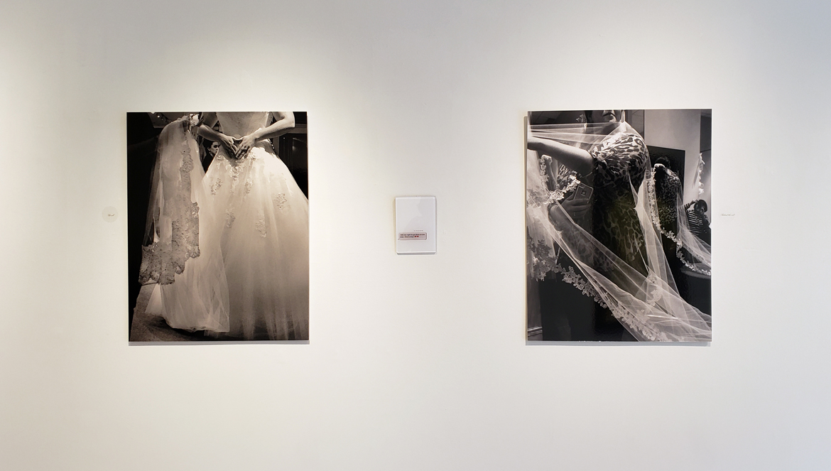 Grace Gordon-Collins, photography, weddings, bride, contemporary art, Vancouver, Elissa Cristall Gallery