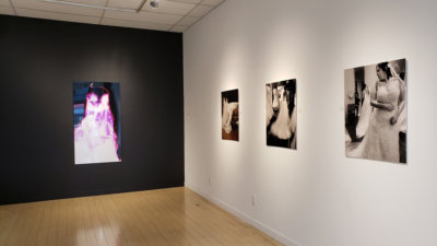 Grace Gordon-Collins, photography, weddings, bride, online dating, contemporary art, Vancouver, Elissa Cristall Gallery