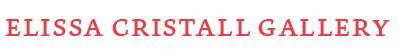 Elissa Cristall Gallery, Vancouver Contemporary Art Gallery Logo