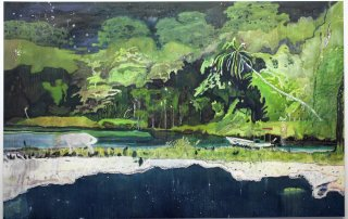 Peter Doig, Grand Riviere,